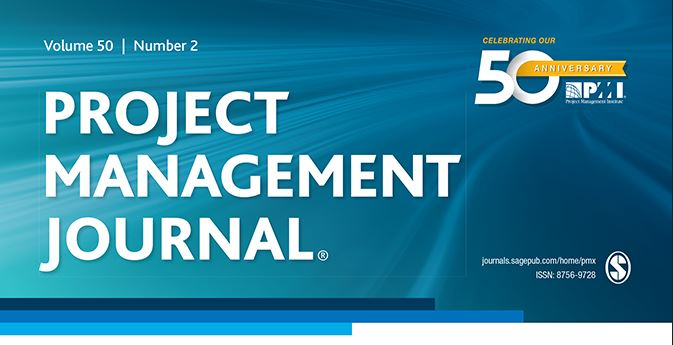 Read the latest Project Management Journal